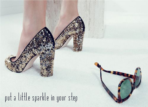Sparkle in Your Step