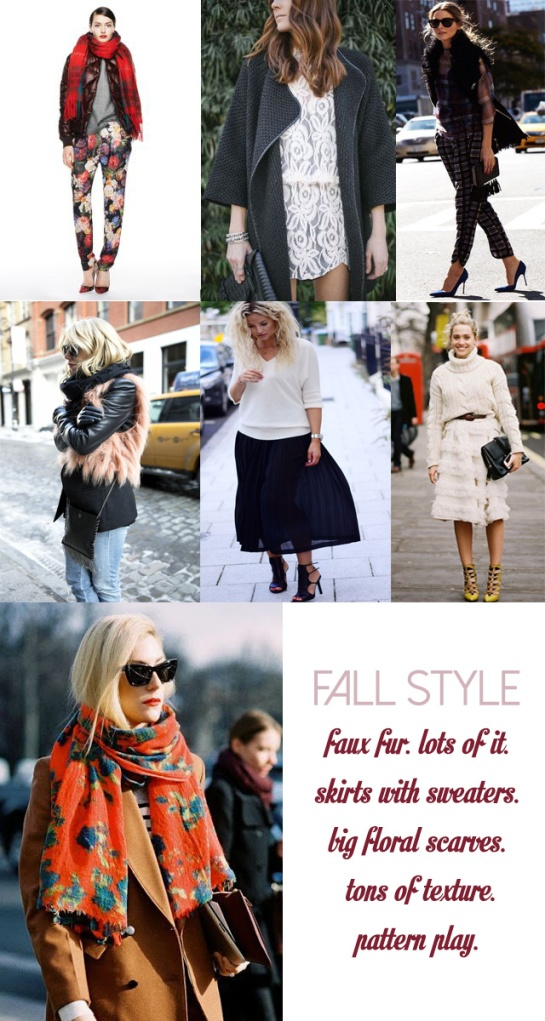 5 trends to try for fall